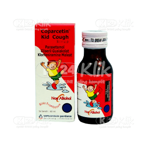 JUAL COPARCETIN KID COUGH SYR 60ML