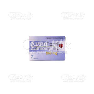 Apotek Online - AZTRIN 500MG TAB 6S