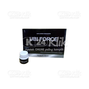 JUAL UBIFORCE 100MG CAP 30S