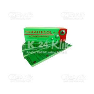 JUAL HUFATHICOL 500MG CAP 100S