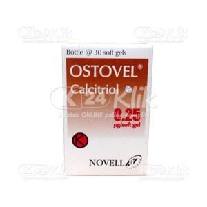 JUAL OSTOVELL 0,25MCG CAP 30S