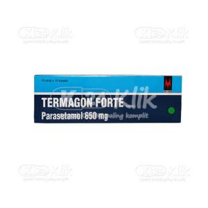 Apotek Online - TERMAGON FORTE 650MG TAB 100S