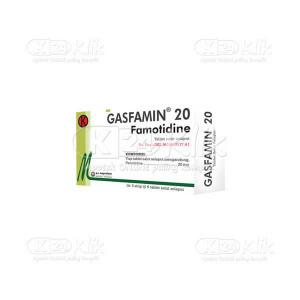 JUAL GASFAMIN 20MG TAB 30S