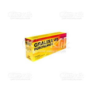 JUAL GRALIXA 40MG TAB 100S