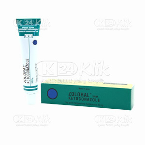 JUAL ZOLORAL CR 2% 10G