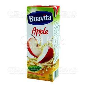 JUAL BUAVITA APPLE JUICE 250ML POUCH