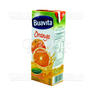 JUAL BUAVITA ORANGE JUICE 250ML POUCH