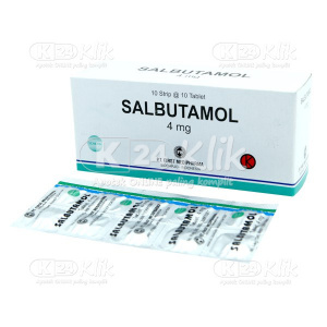 JUAL SALBUTAMOL FM 4 MG TAB