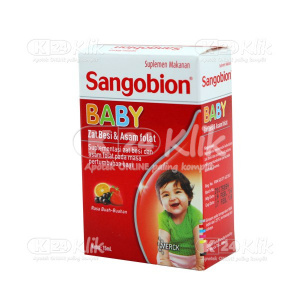 Apotek Online - SANGOBION DROP 15ML