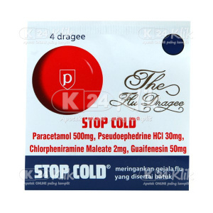 JUAL STOP COLD TAB STR 4'S