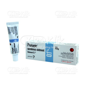JUAL PROTOPIC OINT 0.1% 10G