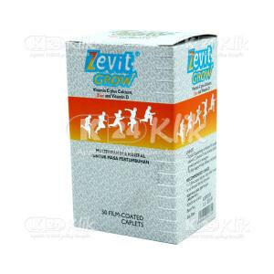 Apotek Online - ZEVIT C GROW BTL 50'S