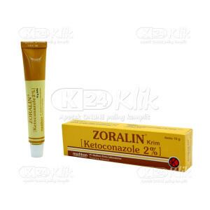 JUAL ZORALIN CR 10GR