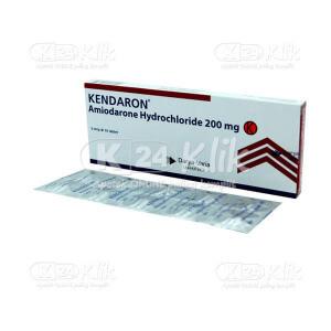 Apotek Online - KENDARON 200MG TAB