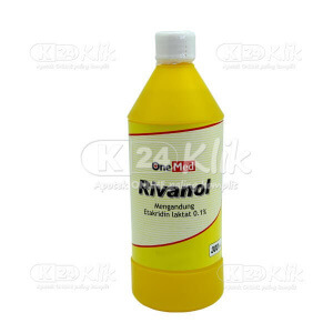 JUAL RIVANOL ONE MED 300ML
