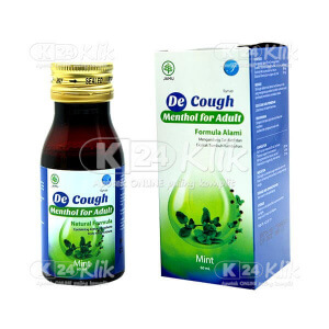 JUAL DE COUGH SYR 60ML