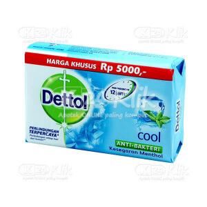 JUAL DETTOL SOAP COOL 75G