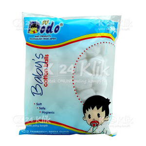 JUAL BABY'S COTTON BALL DODO 100S