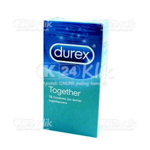 Apotek Online - DUREX TOGETHER 12'S