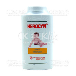 JUAL HEROCYN BABY POWDER 200G