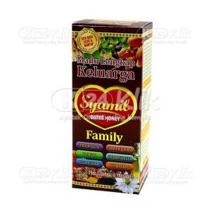 JUAL MADU SYAMIL FAMILY 200ML