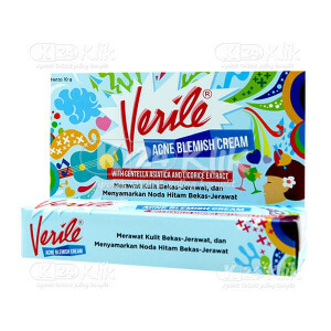JUAL VERILE ACNE BLEMISH CREAM 10G