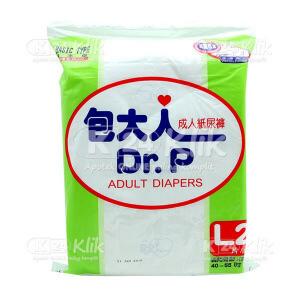Apotek Online - DR.P ADULT DIAPERS L2 BASIC TYPE
