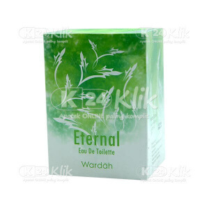 Apotek Online - WARDAH EAU DE TOILETTE ETERNAL 35ML