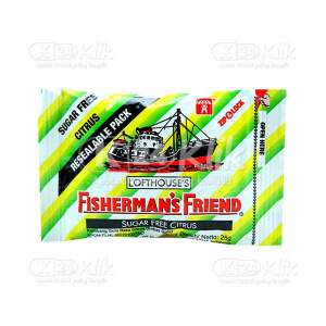 JUAL FISHERMAN'S SUGAR FREE CITRUS