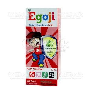 Apotek Online - EGOJI SYR APELBERRY 50ML