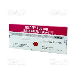 Apotek Online - IRTAN 150MG TAB