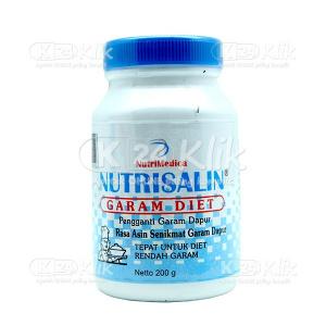 JUAL NUTRISALIN GARAM DIET 200G