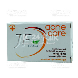 JUAL JF SULFUR ACNA CARE 90G