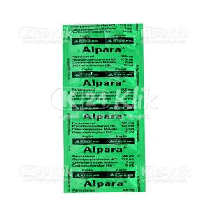 Apotek Online - ALPARA TAB 10'S