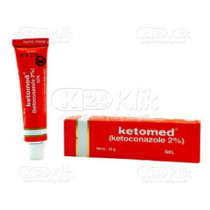 JUAL KETOMED GEL 2% 15G