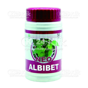 JUAL ALBIBET 50 CAPS