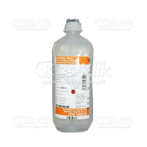 Apotek Online - NORMAL SALINE ECOSOL INFUSION 500ML