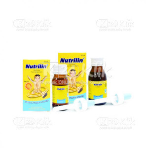 JUAL NUTRILIN SYR 100ML