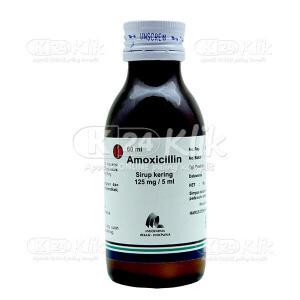 JUAL AMOXICILLIN IF 125ML/5ML DRY SYR 60ML