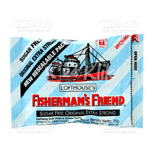JUAL FISHERMAN'S SF ORIGINAL EXTRA STRONG