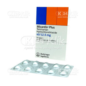 JUAL MICARDIS PLUS 40/12,5MG TAB