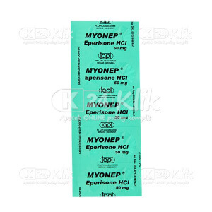Apotek Online - MYONEP 50MG TAB