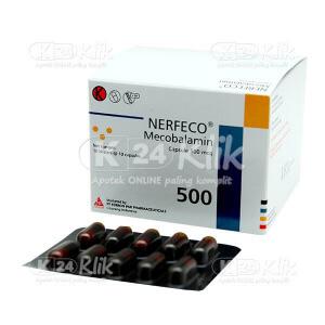 Apotek Online - NERFECO 500MG TAB