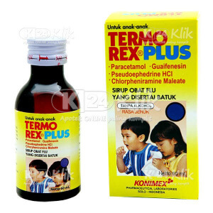 Apotek Online - TERMOREX PLUS 60ML