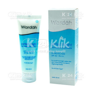 JUAL WARDAH PERFECT BRIGHT LIGHTENING MOIST 20 ML