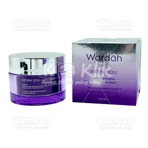 Apotek Online - WARDAH RENEW YOU ANTI AGING NIGHT CREAM 30GR
