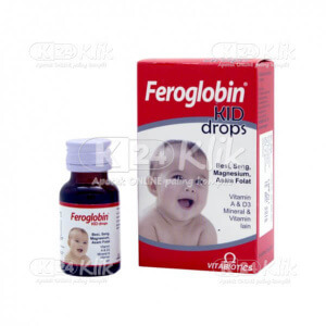 Apotek Online - FEROGLOBIN DROP 15ML