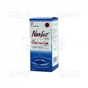 JUAL NARFOZ 4MG/5ML SYR 60ML
