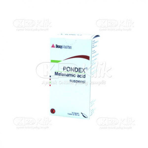 JUAL PONDEX 50MG/5ML F SUSP 60ML