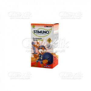 JUAL STIMUNO ORANGE BERRY SYR 60ML